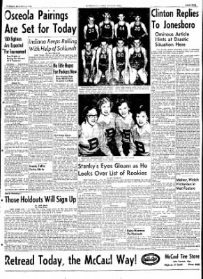 The Courier News from Blytheville, Arkansas on January 19, 1954 · Page 5