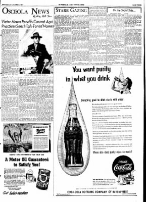 The Courier News from Blytheville, Arkansas on January 20, 1954 · Page 3