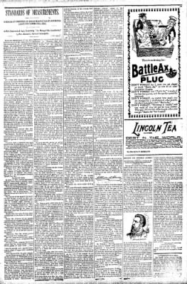 Logansport Pharos-Tribune from Logansport, Indiana on September 1, 1896 · Page 7
