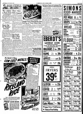 The Courier News from Blytheville, Arkansas on January 21, 1954 · Page 9