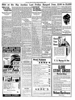 The Algona Upper Des Moines from Algona, Iowa on September 6, 1934 · Page 6