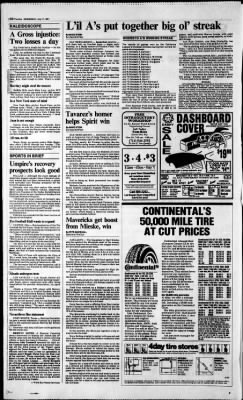 The San Bernardino County Sun from San Bernardino, California on July 17, 1991 · Page 43