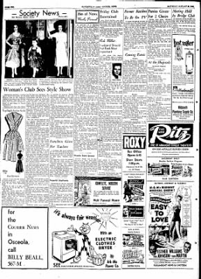 The Courier News from Blytheville, Arkansas on January 23, 1954 · Page 2