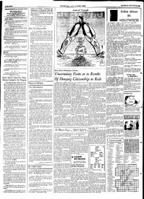 The Courier News from Blytheville, Arkansas on January 23, 1954 · Page 4
