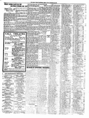 The Algona Upper Des Moines from Algona, Iowa on December 20, 1934 · Page 10