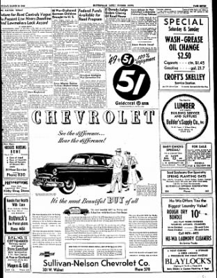 The Courier News from Blytheville, Arkansas on March 18, 1949 · Page 7
