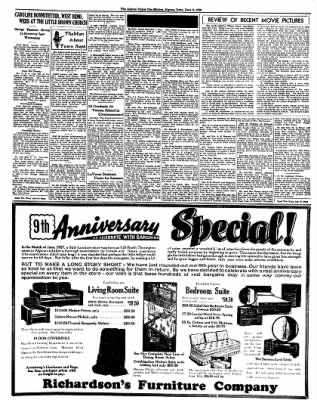 The Algona Upper Des Moines from Algona, Iowa on June 9, 1936 · Page 5