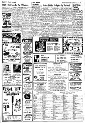 Northwest Arkansas Times from Fayetteville, Arkansas on April 26, 1974 · Page 9