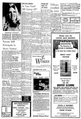 Northwest Arkansas Times from Fayetteville, Arkansas on April 27, 1974 · Page 3