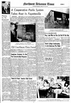 Northwest Arkansas Times from Fayetteville, Arkansas on April 28, 1974 · Page 23