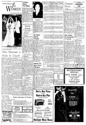 Northwest Arkansas Times from Fayetteville, Arkansas on April 30, 1974 · Page 3