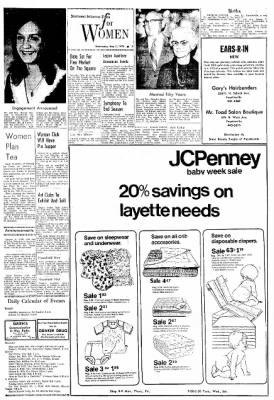 Northwest Arkansas Times from Fayetteville, Arkansas on May 1, 1974 · Page 5
