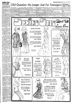 Northwest Arkansas Times from Fayetteville, Arkansas on May 1, 1974 · Page 22