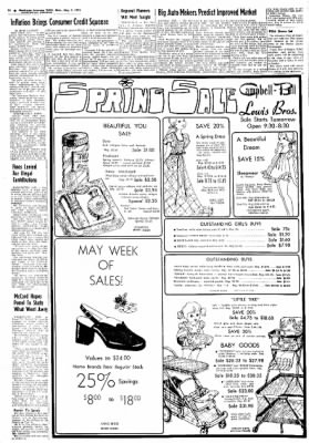 Northwest Arkansas Times from Fayetteville, Arkansas on May 1, 1974 · Page 23