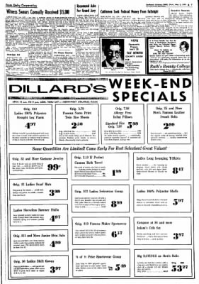 Northwest Arkansas Times from Fayetteville, Arkansas on May 2, 1974 · Page 7