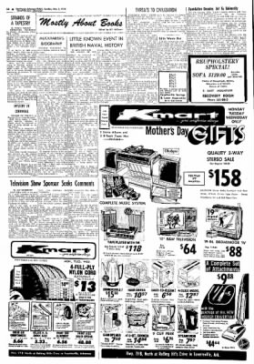 Northwest Arkansas Times from Fayetteville, Arkansas on May 5, 1974 · Page 6