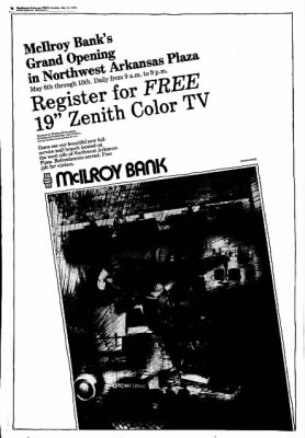 Northwest Arkansas Times from Fayetteville, Arkansas on May 5, 1974 · Page 32
