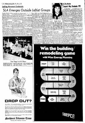 Northwest Arkansas Times from Fayetteville, Arkansas on May 6, 1974 · Page 8