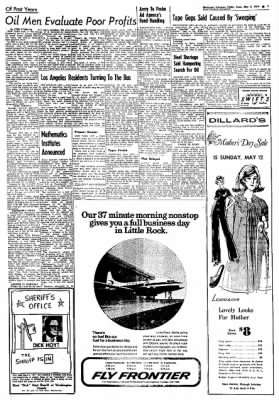 Northwest Arkansas Times from Fayetteville, Arkansas on May 7, 1974 · Page 7