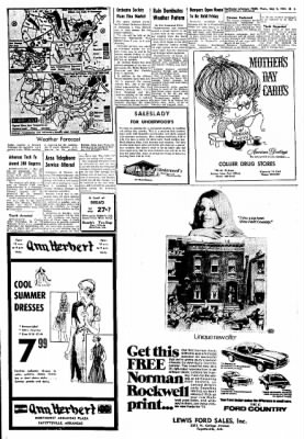 Northwest Arkansas Times from Fayetteville, Arkansas on May 9, 1974 · Page 5