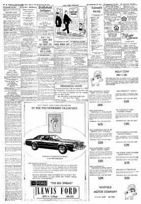Northwest Arkansas Times from Fayetteville, Arkansas on May 9, 1974 · Page 22