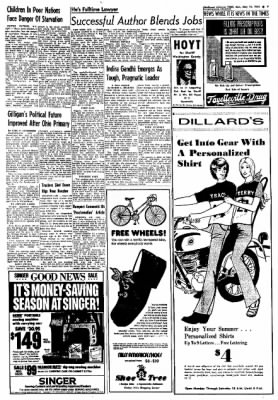 Northwest Arkansas Times from Fayetteville, Arkansas on May 13, 1974 · Page 7