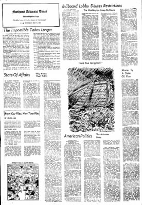 Northwest Arkansas Times from Fayetteville, Arkansas on May 15, 1974 · Page 5