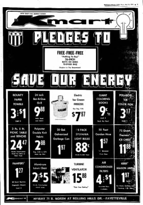 Northwest Arkansas Times from Fayetteville, Arkansas on May 16, 1974 · Page 9