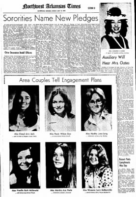 Northwest Arkansas Times from Fayetteville, Arkansas on May 19, 1974 · Page 7