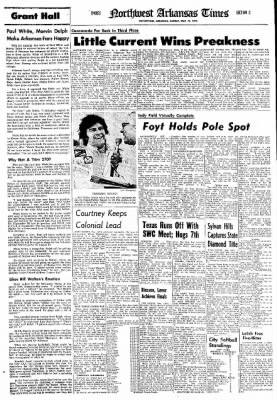 Northwest Arkansas Times from Fayetteville, Arkansas on May 19, 1974 · Page 14