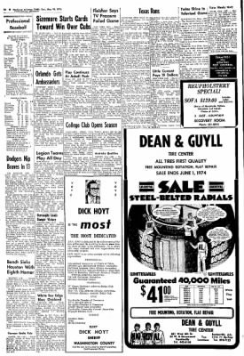 Northwest Arkansas Times from Fayetteville, Arkansas on May 19, 1974 · Page 15