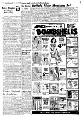 Northwest Arkansas Times from Fayetteville, Arkansas on May 19, 1974 · Page 19
