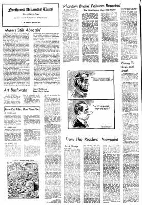 Northwest Arkansas Times from Fayetteville, Arkansas on May 20, 1974 · Page 4