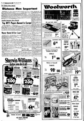 Northwest Arkansas Times from Fayetteville, Arkansas on May 23, 1974 · Page 12