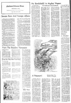 Northwest Arkansas Times from Fayetteville, Arkansas on May 24, 1974 · Page 4