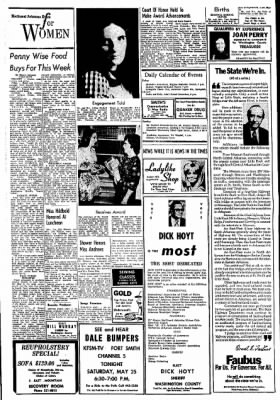 Northwest Arkansas Times from Fayetteville, Arkansas on May 25, 1974 · Page 3