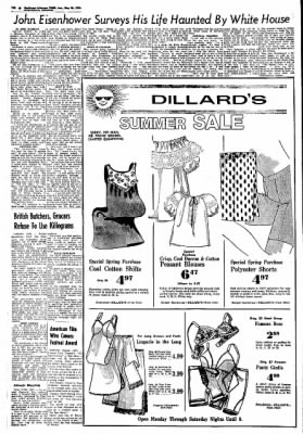 Northwest Arkansas Times from Fayetteville, Arkansas on May 26, 1974 · Page 22