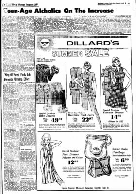 Northwest Arkansas Times from Fayetteville, Arkansas on May 26, 1974 · Page 23