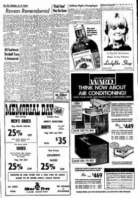 Northwest Arkansas Times from Fayetteville, Arkansas on May 26, 1974 · Page 29