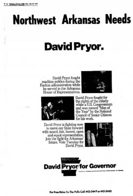 Northwest Arkansas Times from Fayetteville, Arkansas on May 27, 1974 · Page 14