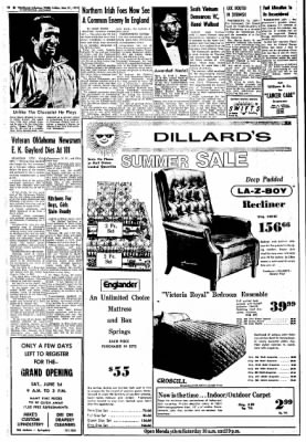 Northwest Arkansas Times from Fayetteville, Arkansas on May 31, 1974 · Page 9