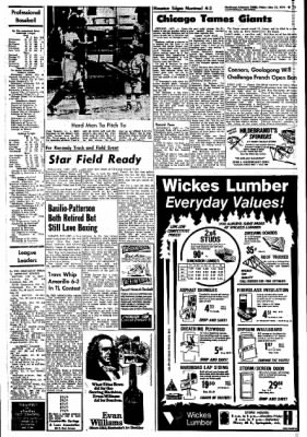 Northwest Arkansas Times from Fayetteville, Arkansas on May 31, 1974 · Page 10