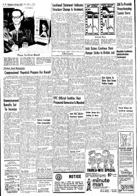 Northwest Arkansas Times from Fayetteville, Arkansas on June 1, 1974 · Page 2