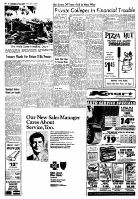 Northwest Arkansas Times from Fayetteville, Arkansas on June 2, 1974 · Page 30