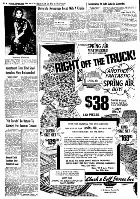 Northwest Arkansas Times from Fayetteville, Arkansas on June 6, 1974 · Page 22