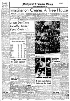 Northwest Arkansas Times from Fayetteville, Arkansas on June 9, 1974 · Page 25