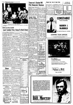 Northwest Arkansas Times from Fayetteville, Arkansas on June 10, 1974 · Page 2