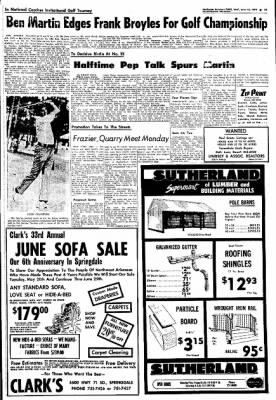 Northwest Arkansas Times from Fayetteville, Arkansas on June 12, 1974 · Page 21