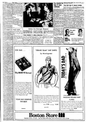 Northwest Arkansas Times from Fayetteville, Arkansas on June 13, 1974 · Page 5