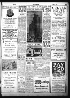 Oakland Tribune from Oakland, California on April 24, 1927 · Page 78